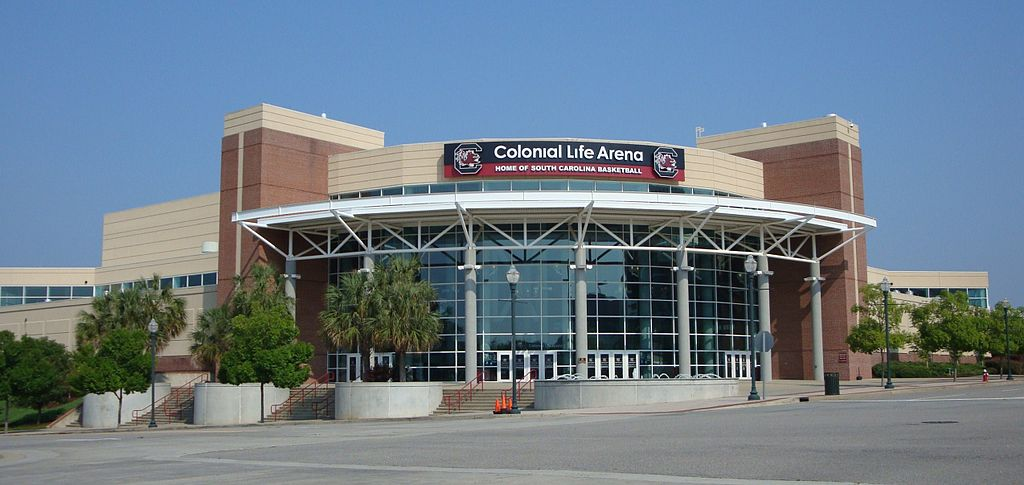 USC Colonial Life Arena