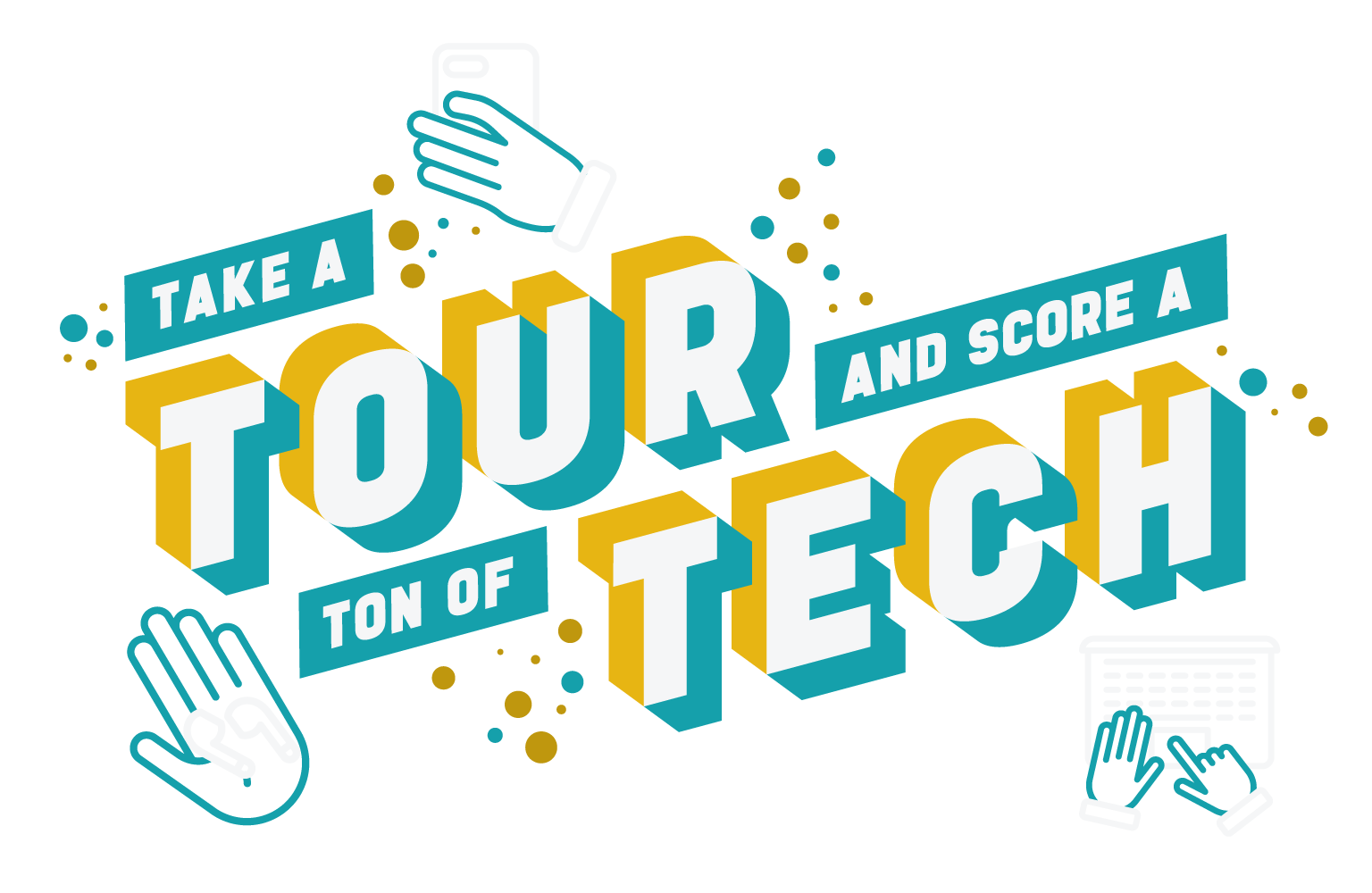 Take a Tour and Score a Ton of Tech